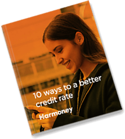 10 Ways to a Better Credit Rate